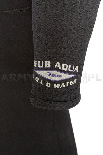 Wet Diving Suit Female Military Colourful (Black Purple Turquoise) BARE Supra Arctic Full New