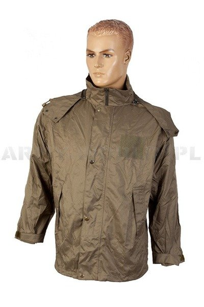 Windcheater Jacket Of Land Services Military Polish 110/MON Original New