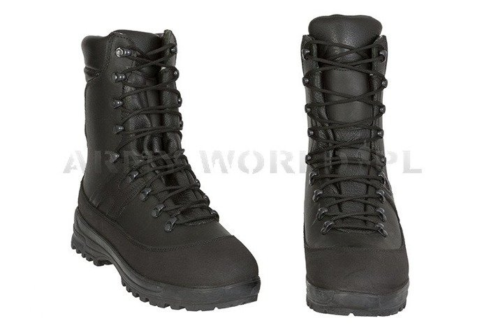 Winter Boots Russian Army Gore-Tex ® Black New