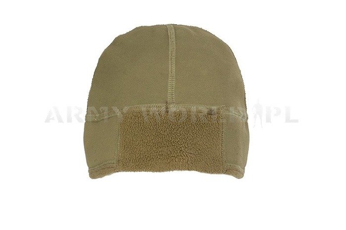 Winter Fleece Cap Softshell Bundeswehr Oliv Used