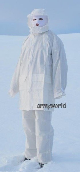 Winter Norwegian Masking Set Jacket+ Trousers Original Military New