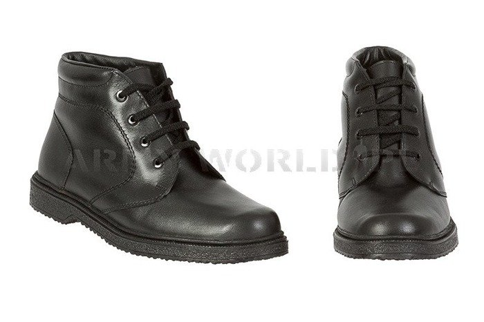 Winter Police Leather Shoes Baltes Test Version Art. Nr 99500 New