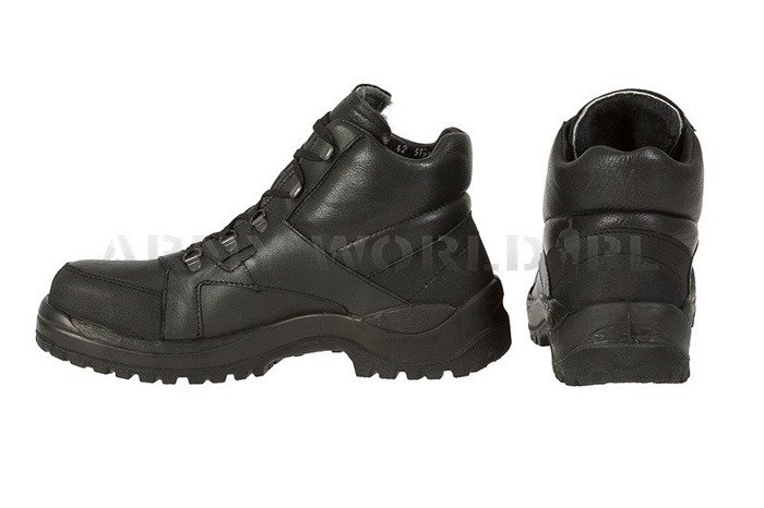 Winter Safety Leather Shoes Baltes Test Snowwalk CI Version  Art. Nr 99000