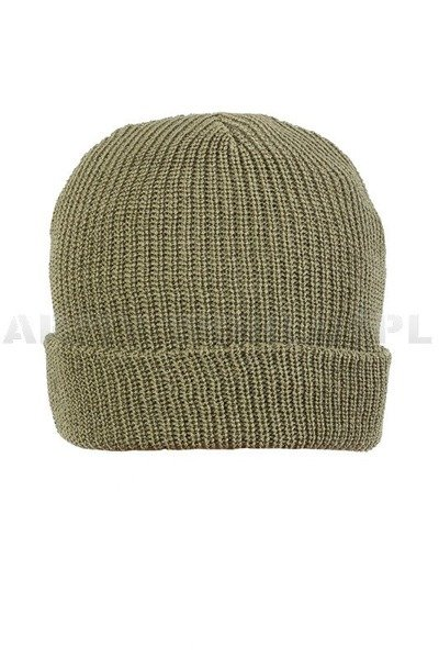 Winter Wool Cap Olive Mil-tec New