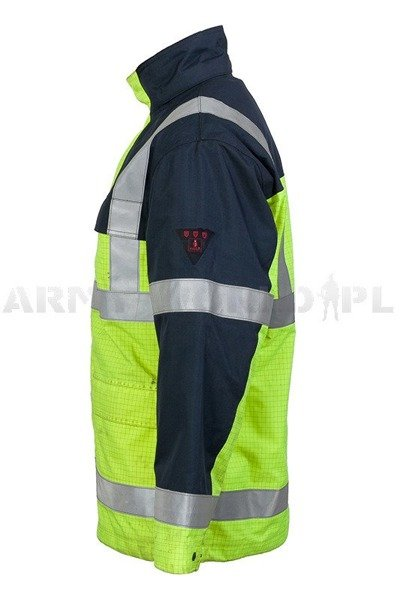 Winter Working Jacket Mascot Reflective Used