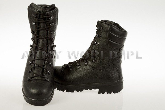 Winter boots DEMAR 933/MON Military Leather Polish Original New