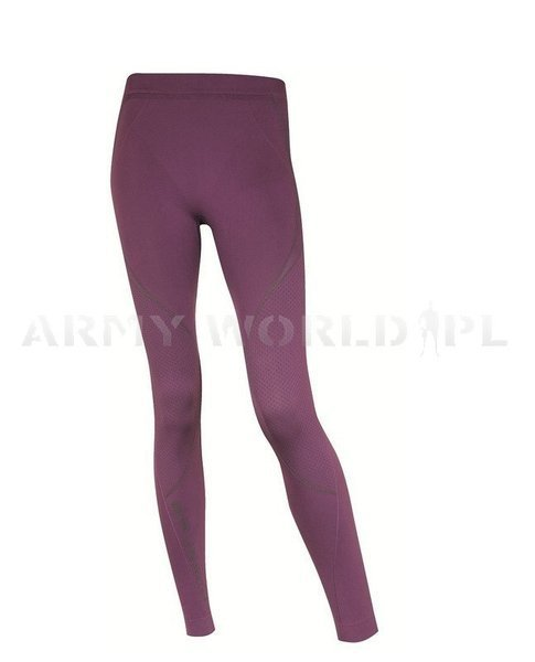 Women's Pants Thermo 10 Brubeck Purple Sale