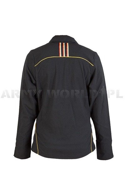 Women's Shirt Black German National Team Original New