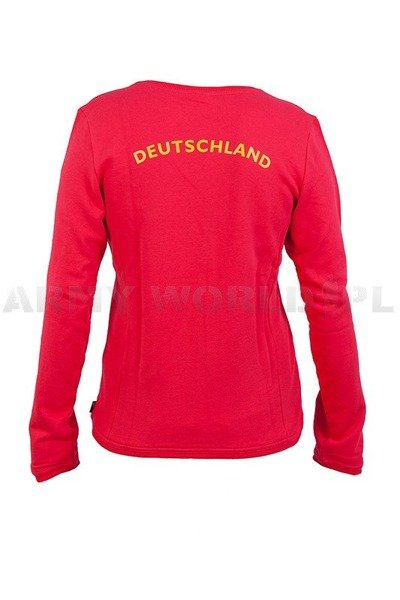 Women's Shirt German National Team Original Pink New