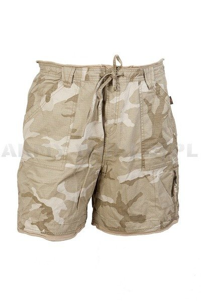 Women's Shorts Bermuda Ripstop Desert  New