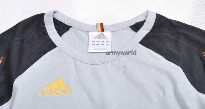 Women's T-shirt German National Team Original New