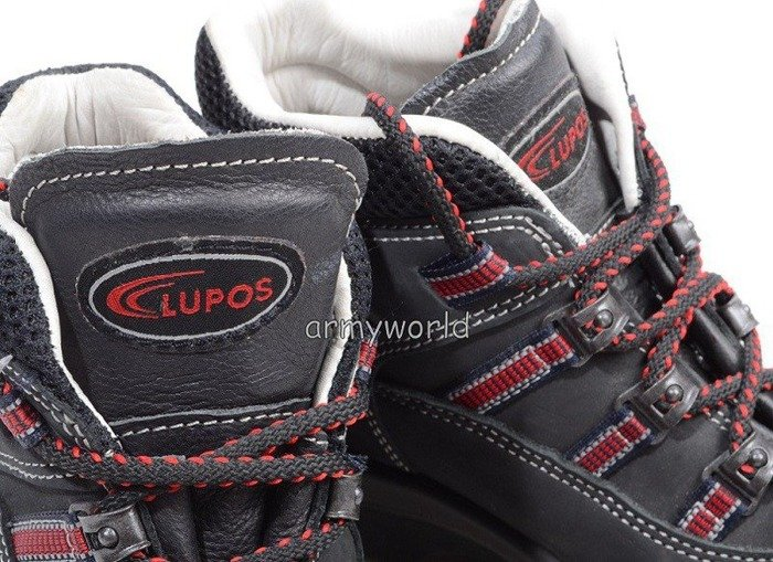 Working Boots LUPOS With Metal Tips S3 Demobil