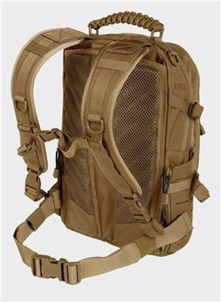 backpack DIRECT ACTION Dust® - Cordura® - Coyote - Helikon-Tex New