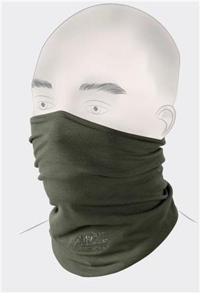 face veil/half balaclava DIRECT ACTION®  Combat Dry flame resistantOlive Green Helikon-Tex New