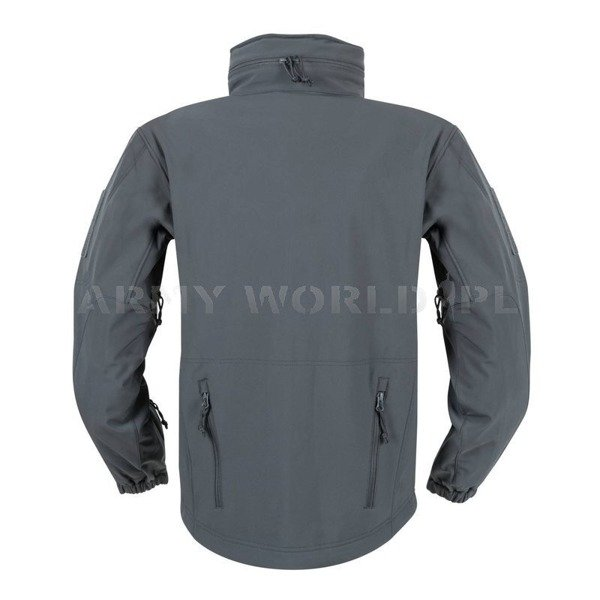 jacket Helikon-tex Gunfighter Shark Skin Windblocker Shadow Grey