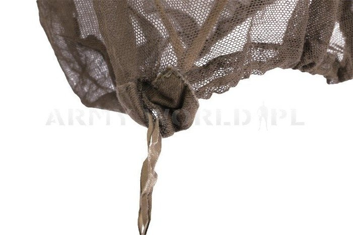 military Mosquito Net Bundeswehr Original For Flies and Mosquitoes New
