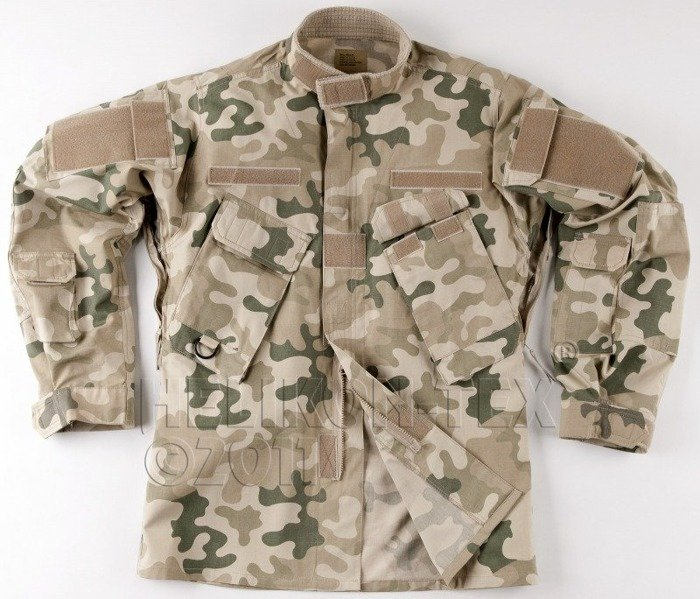 shirt Helikon  TCU Tactical Combat Uniform  PL Desert   Ripstop