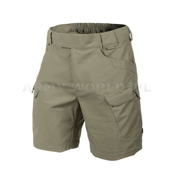 "shorts Urban Tactical Shorts Helikon-tex Adaptive Green Ripstop 8.5"" New"