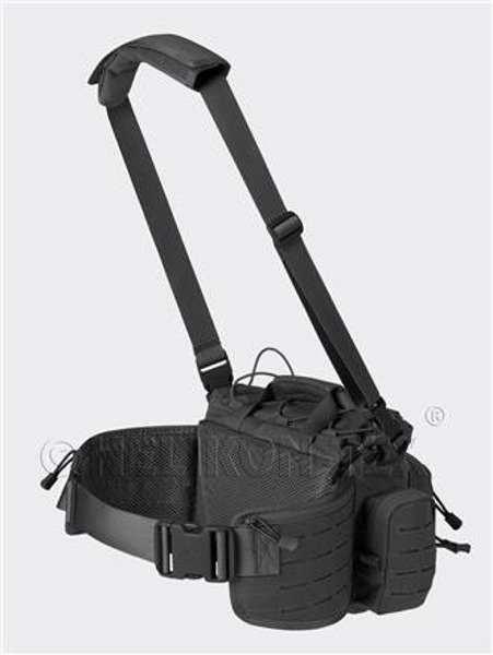waist bag DIRECT ACTION Foxtrot® - Cordura® - Helikon-tex - Czarna