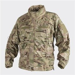 Bluza - Soft Shell - LEVEL 5 Ver.II - Helikon-tex - Camogrom