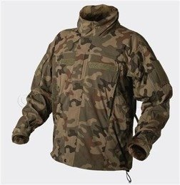 Bluza - Soft Shell - LEVEL 5 Ver.II - Helikon-tex -  PL Woodland/ Wz.93