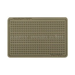 Emblemat Tag Patch PVC 60x40mm Helikon-tex Coyote Komplet 3 Sztuk