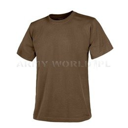 Koszulka HELIKON-tex Classic Army T-SHIRT Mud Brown