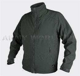 Kurtka Softshell Helikon-tex Delta UTL Jungle Green Nowa