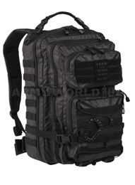 Plecak Model Assault TACTICAL Pack LG Mil-tec Czarny