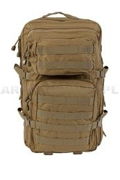 Plecak Model II  US Assault Pack LG Coyote Nowy