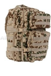 Plecak Model II US Assault Pack LG TROPENTARN / WUSTENTARN Nowy