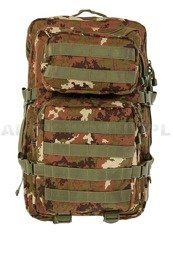 Plecak Model II US Assault Pack LG Vegetato Woodland Nowy