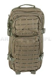 Plecak Model US Assault Pack SM LASER CUT Oliv Nowy
