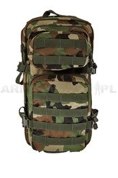 Plecak Model US Assault Pack SM Woodland Nowy