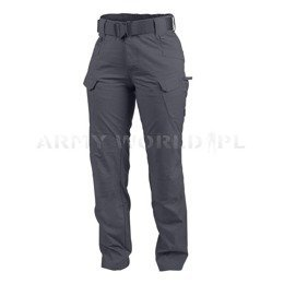 Spodnie Helikon-Tex UTP DAMSKIE Shadow Grey Ripstop Urban Tactical Pant