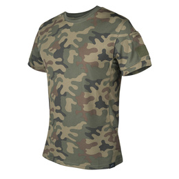 T-Shirt Helikon-Tex Termoaktywny TACTICAL - TopCool - Pl Camo - Nowy