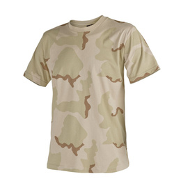T-shirt Helikon-Tex Classic Army - 3-COLOR Desert, Pustynna - Nowy
