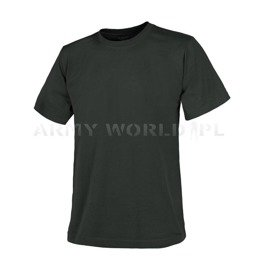 T-shirt Helikon-Tex Classic Army - Jungle Green - Nowy