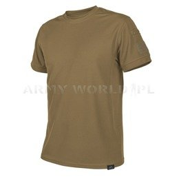 T-shirt Helikon-Tex Termoaktywny Tactical TopCool Coyote