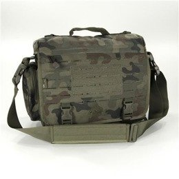 Torba DIRECT ACTION Messenger Bag® - Cordura® - Pl Camo - Helikon-tex Nowa