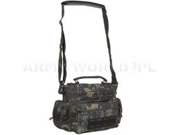 Torba Na Ramię Tactical Paracord Bag Mil-tec Small Black Multitarn Nowa