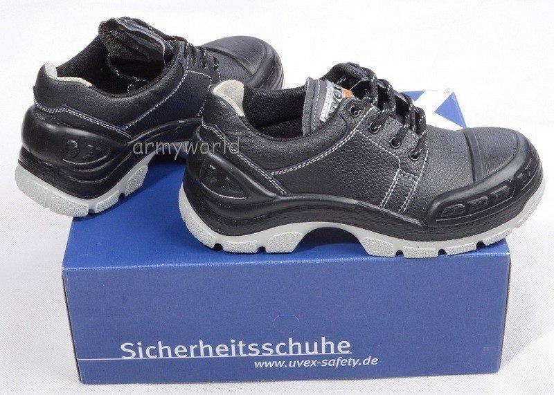 Buty robocze sk rzane uvex z metalowym noskiem s3 model for 8410 3