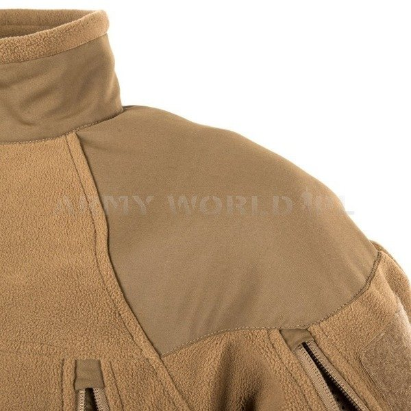 Bluza Stratus® Heavy Fleece Helikon-Tex Coyote