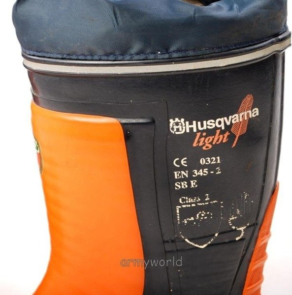 Buty Pilarza Husqvarna Light Demobil