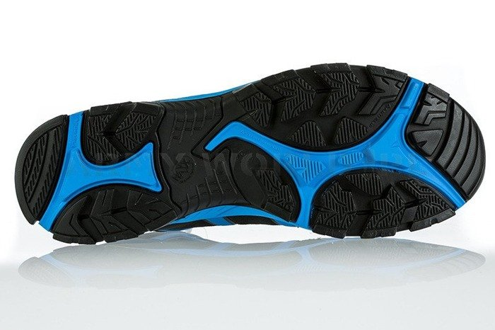 Buty Robocze Haix ® BLACK EAGLE Safety 40 Low Gore-tex  Black/Blue Art. Nr :610001 II Gatunek Nowe