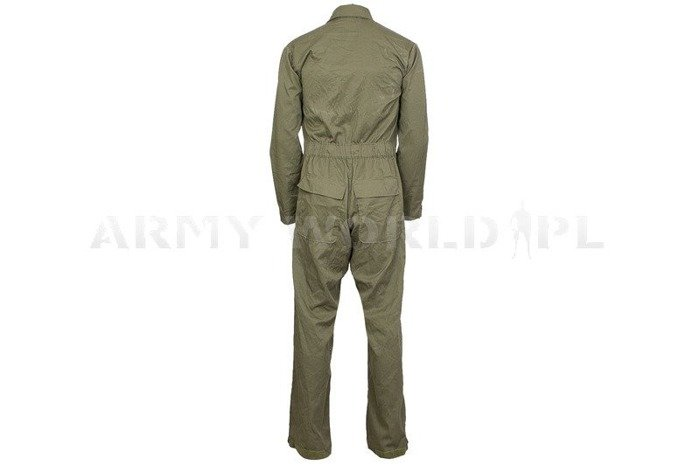 Kombinezon US Army Coveralls Utility Oliv Oryginał Nowy