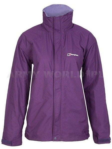 Kurtka Damska CALISTO Ameth/Grape Berghaus Nowa