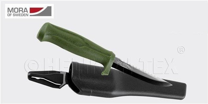 Nóż Morakniv® Craftline Q Allround 542 - Stainless Steel - Nowy