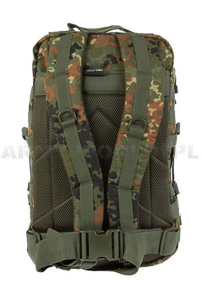 Plecak Model II US Assault Pack LG Flecktarn Nowy