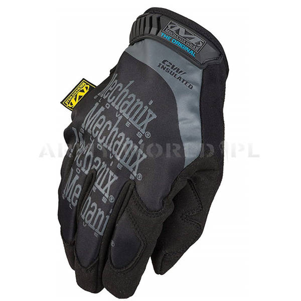 Rękawice Taktyczne Mechanix Wear The Original Insulated Nowe